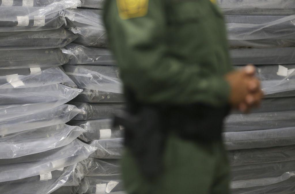 Un joven guatemalteco murió bajo custodia de la Patrulla Fronteriza. RYAN MICHALESKO/DMN