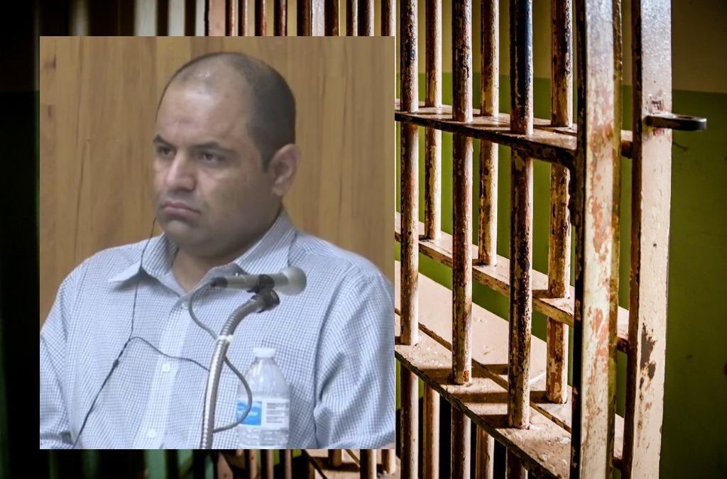 Gustavo Tijerina Sandoval durante el juicio(KVEO-TV)
