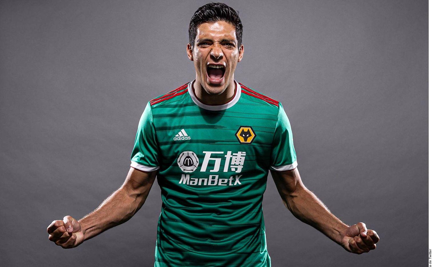 Wolverhampton Wanderers F.C. tiene jersey similar al de la selección mexicana.