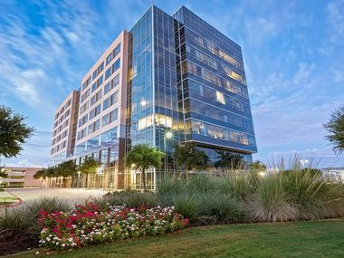 Splunk is moving into 80,000 square feet in the Gateway at Legacy building.