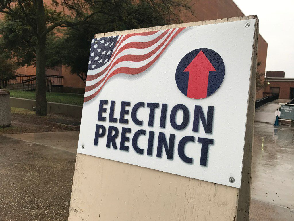 Texas has an opportunity to end one-punch voting.
