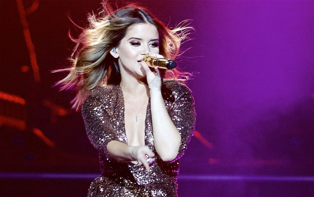 Maren Morris, performing at American Airlines Center last October, will play the State Fair of Texas' opening night.