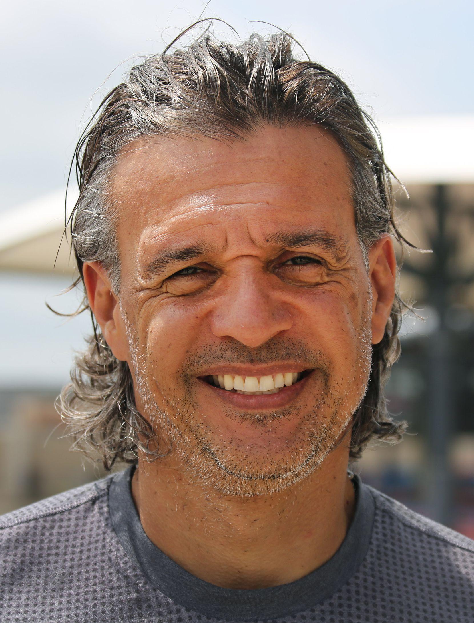 Fabián Bazán (Foto de Louis DeLuca/The Dallas Morning News)
