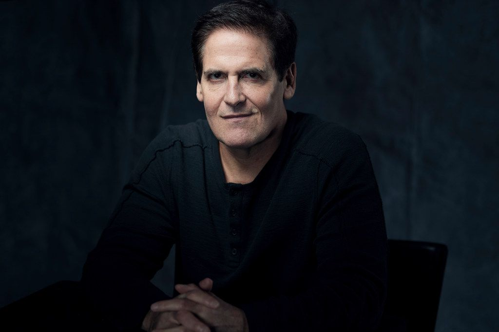 """Mark Cuban, the owner of the Dallas Mavericks, in New York, Nov. 9, 2017. Several prominent chief executives like Cuban are considering running for president, but """"the history of business leaders in the White House has not been good,"""" says Douglas Brinkley, a presidential historian at Rice University. (Mike Cohen/The New York Times)"""