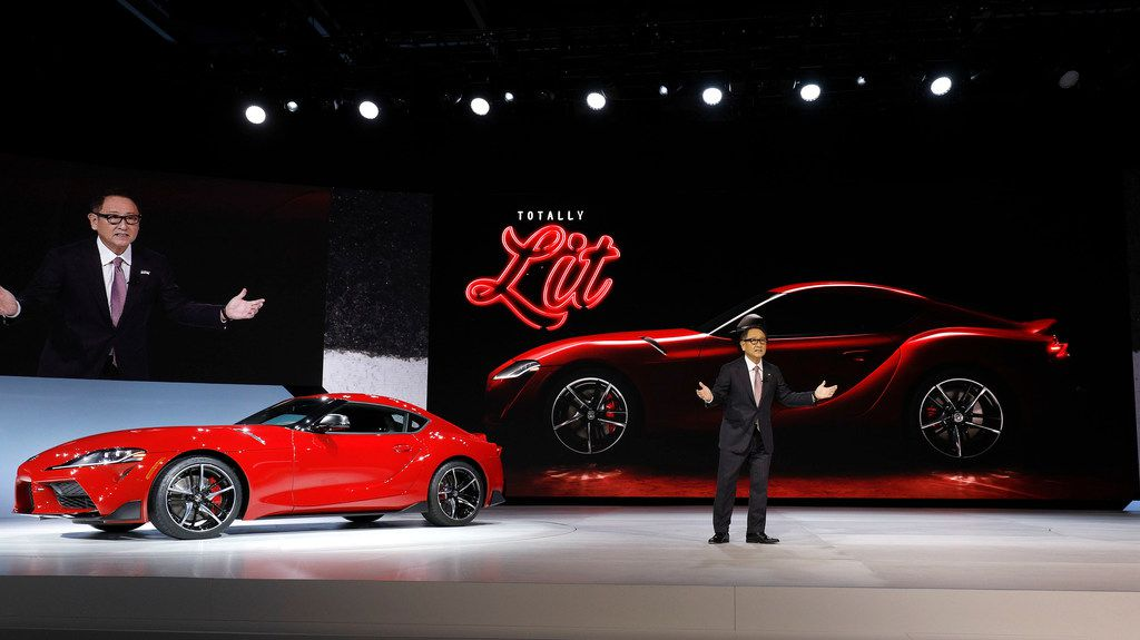 It's also the first time the automaker is doing a throwback sports car that includes BMW DNA-the modern Supra shares much of its engineering and mechanics (chassis, engine) with the Z4, BMW's $50,000 coupe.