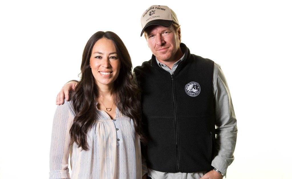 Why are Chip and Joanna Gaines being blamed for barn burglaries in Kentucky?