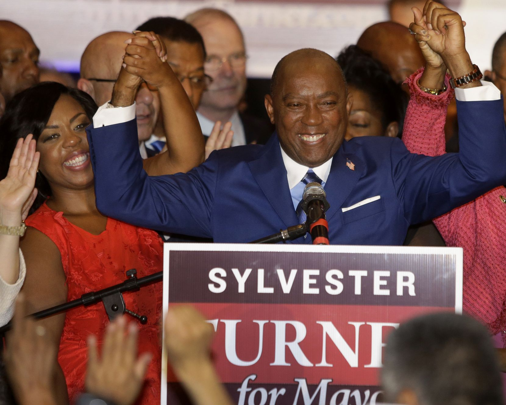 "Houston Mayor Sylvester Turner said it wasn't a surprise that Democratic presidential hopefuls are focusing on Houston. ""The word is out,"" he said. ""We're the fourth largest city in the United States. But what's even more important in these times is that we're the most diverse city in the United States."""