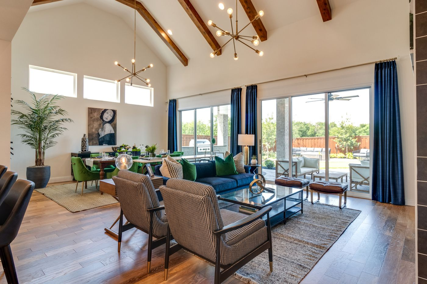 Drees Custom Homes' new models in the Viridian development start near $470,000.