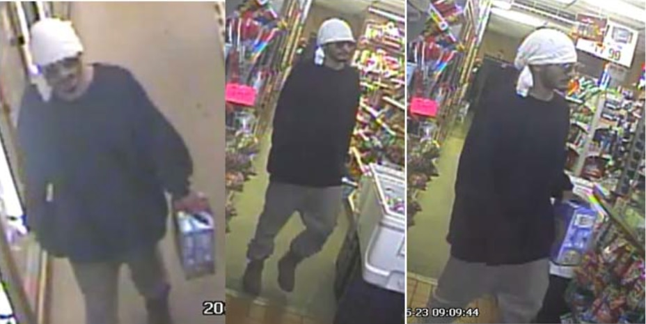 Police looking for gunman who robbed Far East Dallas
