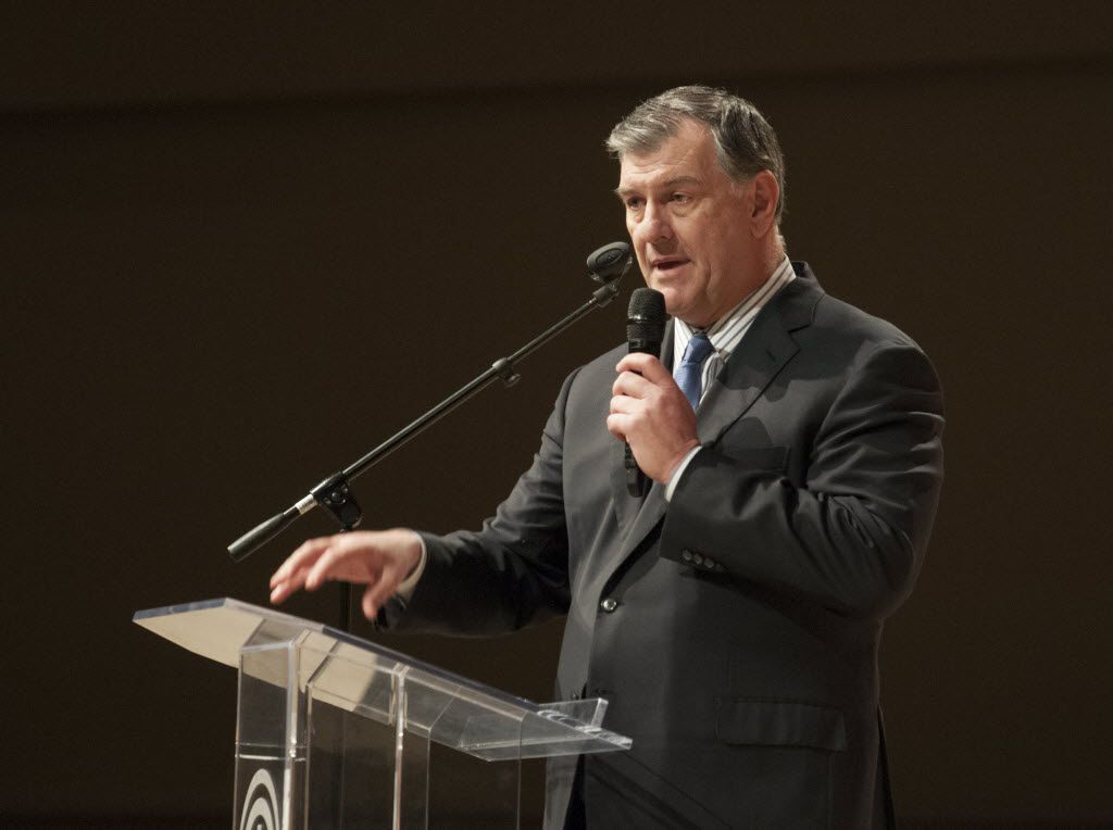 Dallas Mayor Mike Rawlings (Rex C. Curry/Special Contributor)
