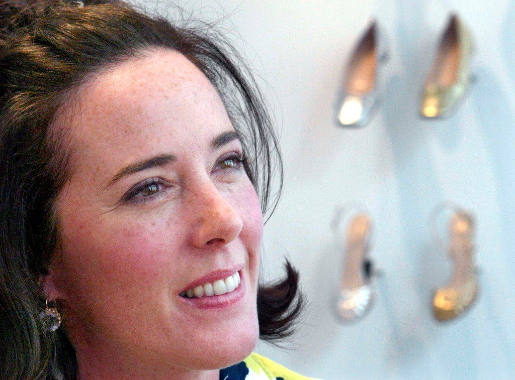 Law enforcement officials said  Tuesday  that New York fashion designer Kate Spade has been found dead in her apartment in an apparent suicide.