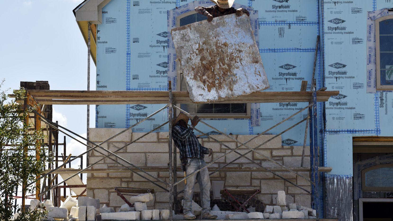 La industria de la construcción cree que la falta de mano de obra empeorará el próximo año. (ESPECIAL PARA DMN/BEN TORRES)
