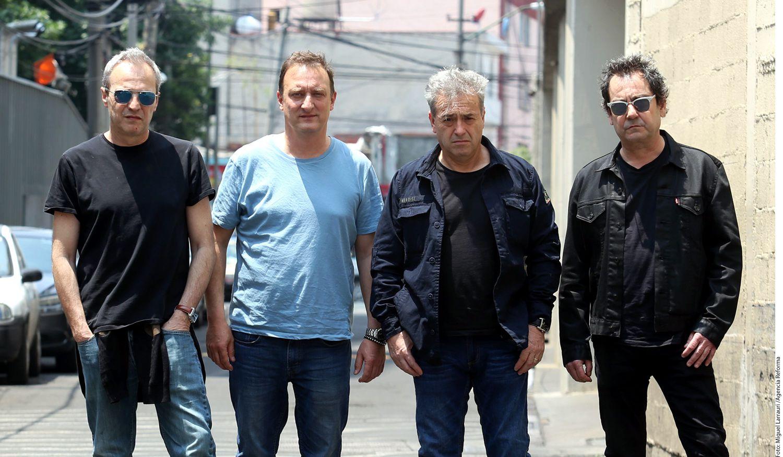 Los integrantes de Hombres G recordaron que sus álbumes se seguían vendido en México durante el descanso que se dieron entre 1992 y 2002./AGENCIA REFORMA
