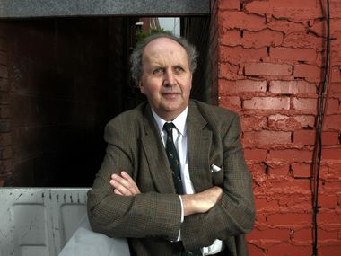 "Alexander McCall Smith was a professor of medical law at the University of Edinburgh when he published his debut novel, ""The No. 1 Ladies' Detective Agency,"" in 1998 at age 50."