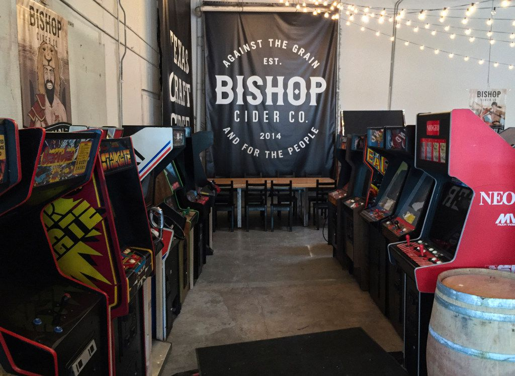 The Bishop Cidercade at Bishop Cider Co. opens Thursday, Dec. 29.