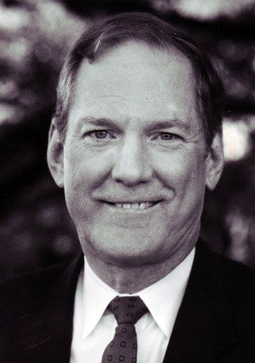 Walt Humann, back in January 1989, when he was chairman of the North Central Task Force