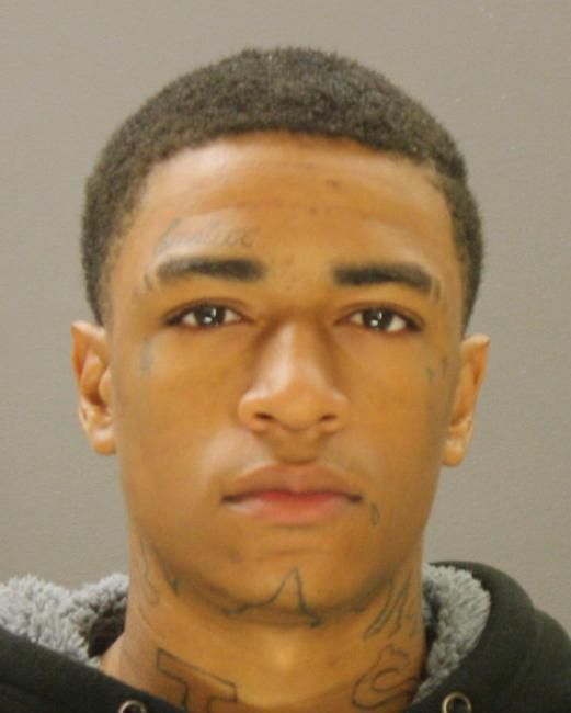 Hakeem Leprince Griffin-White (Dallas County Jail)