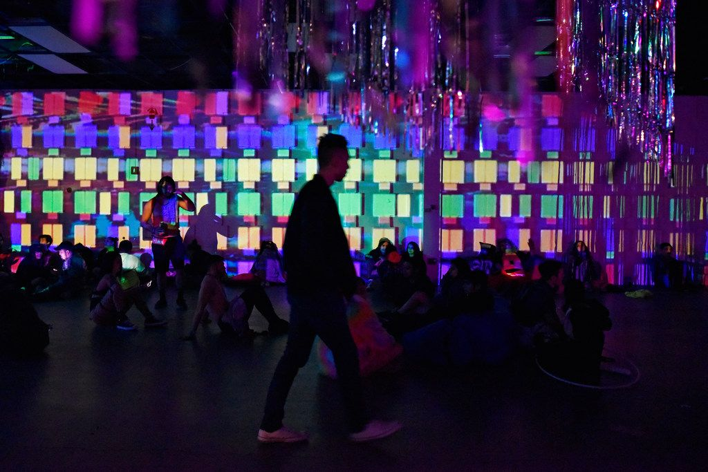 Discotech will open in place of Sweet Tooth Hotel in May 2019. It will be an Instagram museum of sorts — an installation where people can take pictures and interact with the music-and-technology-themed artwork.