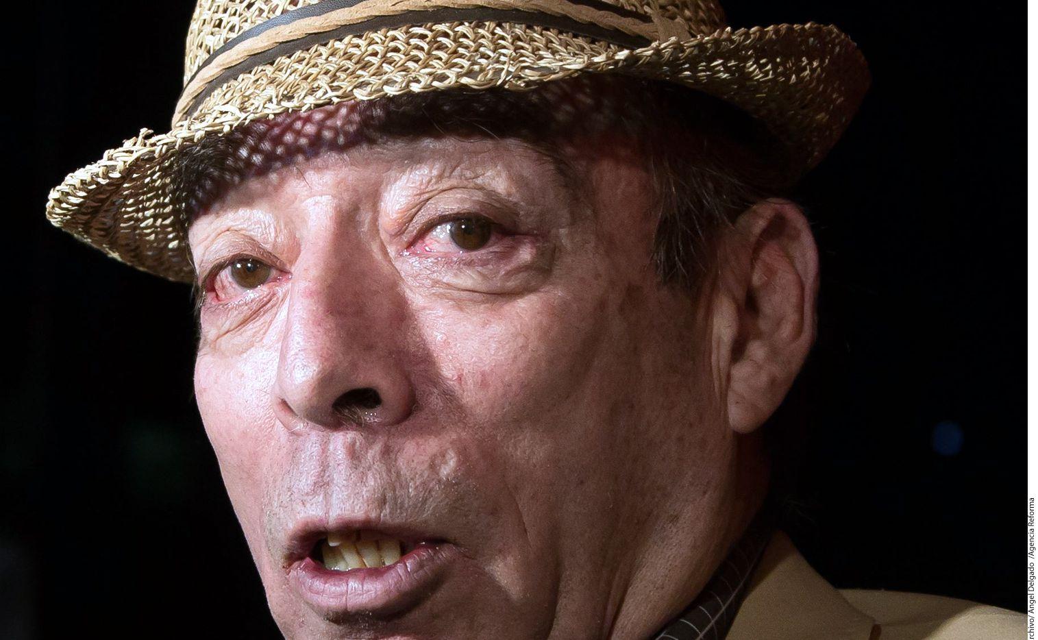 """Alberto Rojas, quien participó en decenas de producciones del llamado """"Cine de Ficheras"""", falleció /AGENCIA REFORMA"""