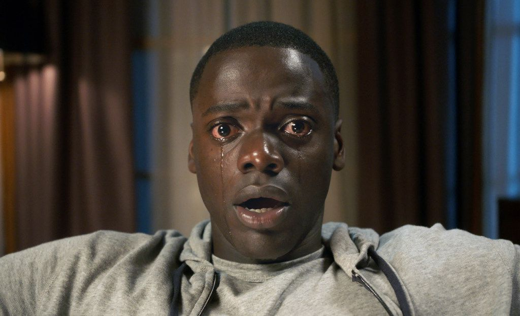 "Daniel Kaluuya in a scene from, ""Get Out."""