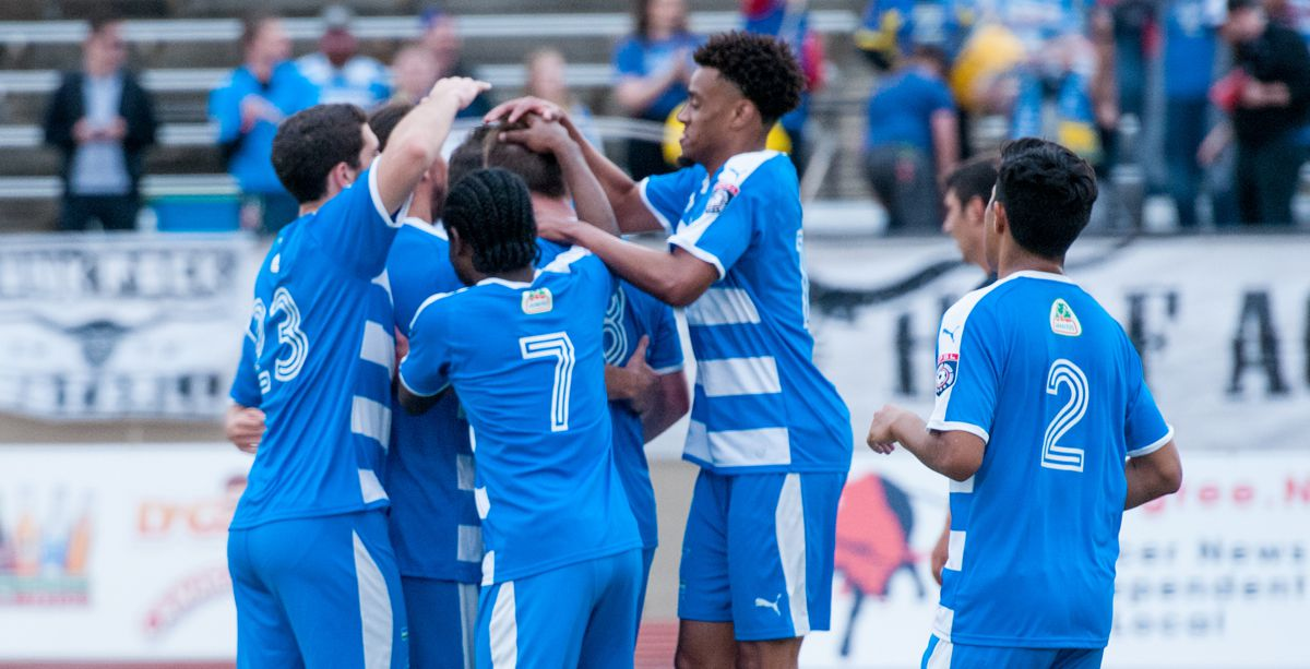 Fort Worth Vaqueros knock off Tyler FC 3-0 in 2019 season opener