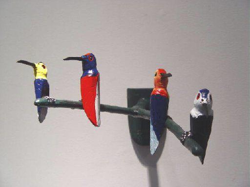 Hummingbirds by Isaac Smith