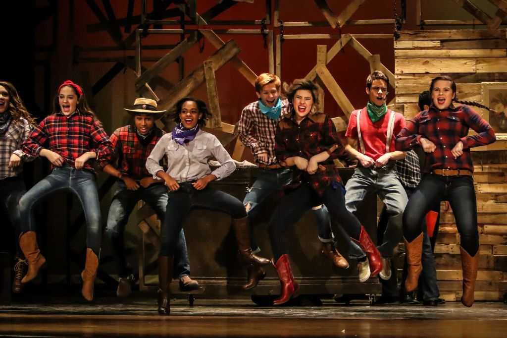 Independence High School's 'Big Fish' is one of the shows nominated for the 2017 DSM High School Musical Theatre Awards, presented by Dallas Summer Musicals.
