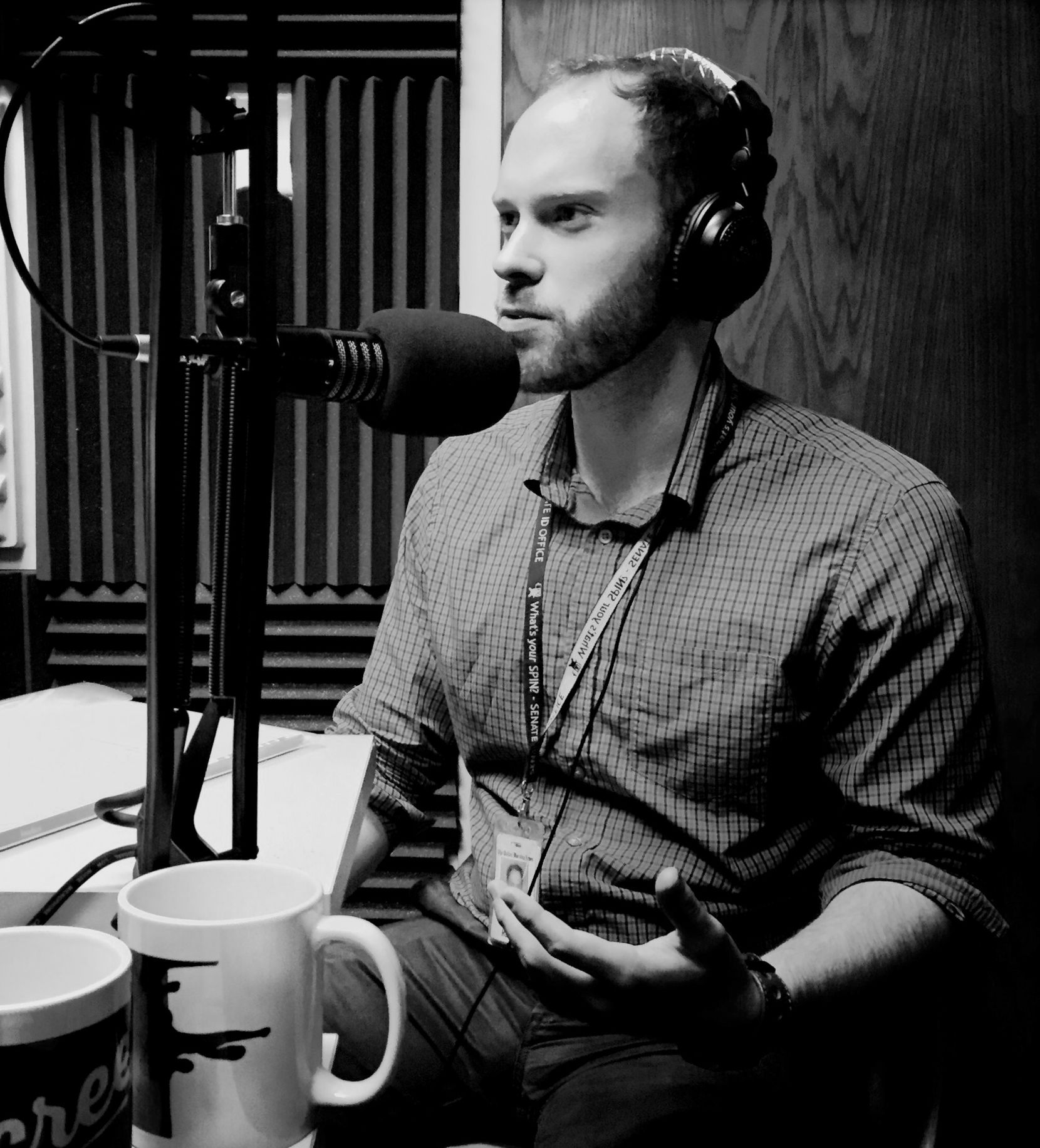 Dallas Morning News crime writer and co-host of the Texas CrimeCast podcast, Tristan Hallman