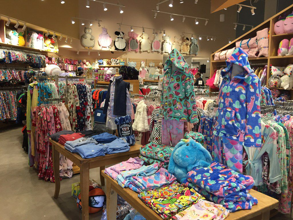 KidBiz and TheBiz, a combo children's and teen boutique, has moved to Inwood Village at 5370 W. Lovers Lane. The Dallas store, which is owned and operated by Janet and Jay Finegold, moved out of The Plaza at Preston Center last month after 25 years. The new space, photographed Oct. 21, 2018, is larger.