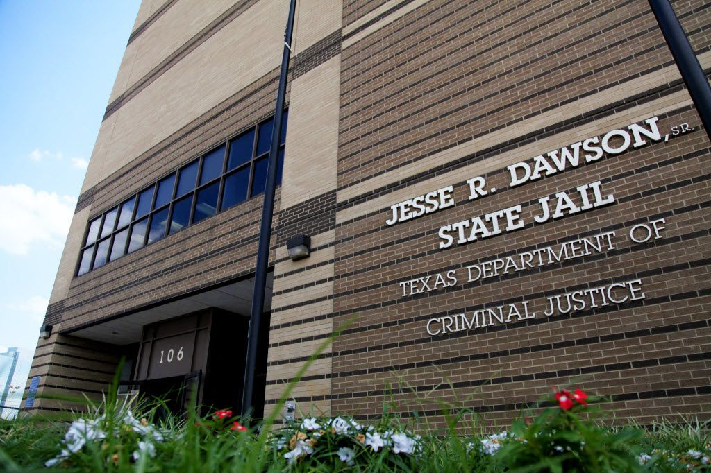 The Jesse R. Dawson State Jail, which has been empty since 2013.