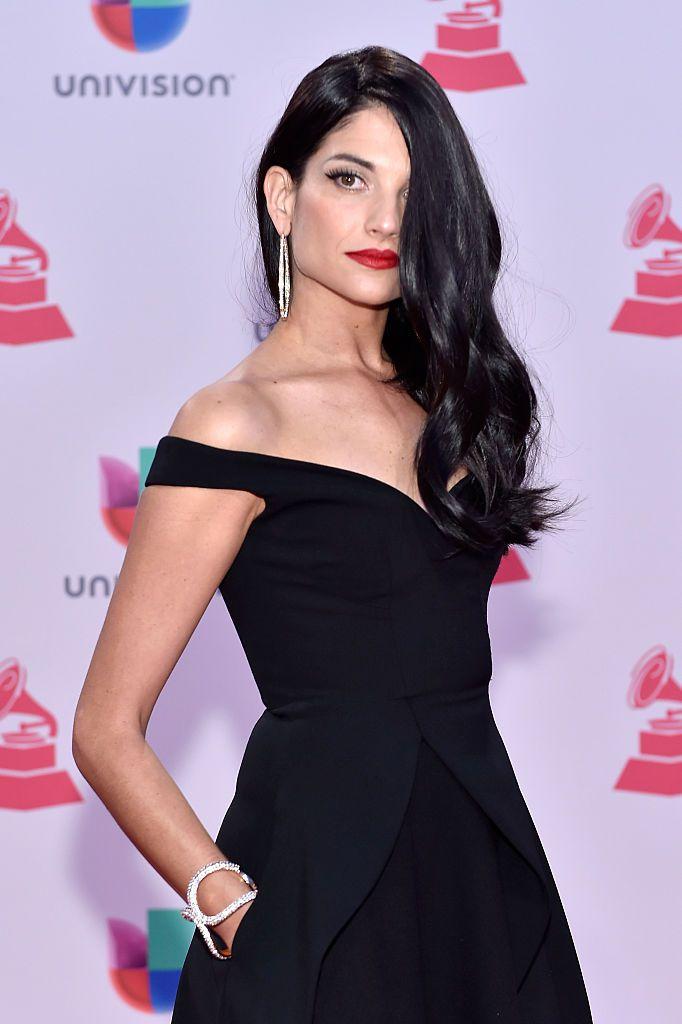 Natalia Jiménez. (Photo by David Becker/Getty Images for LARAS)