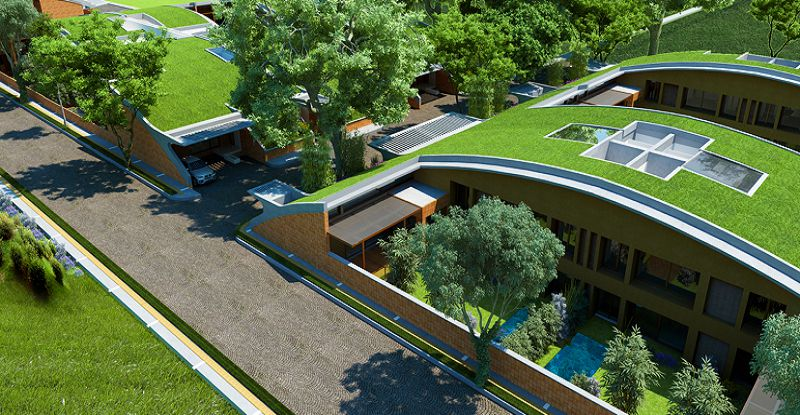 High-end green home community planned for Frisco would cover