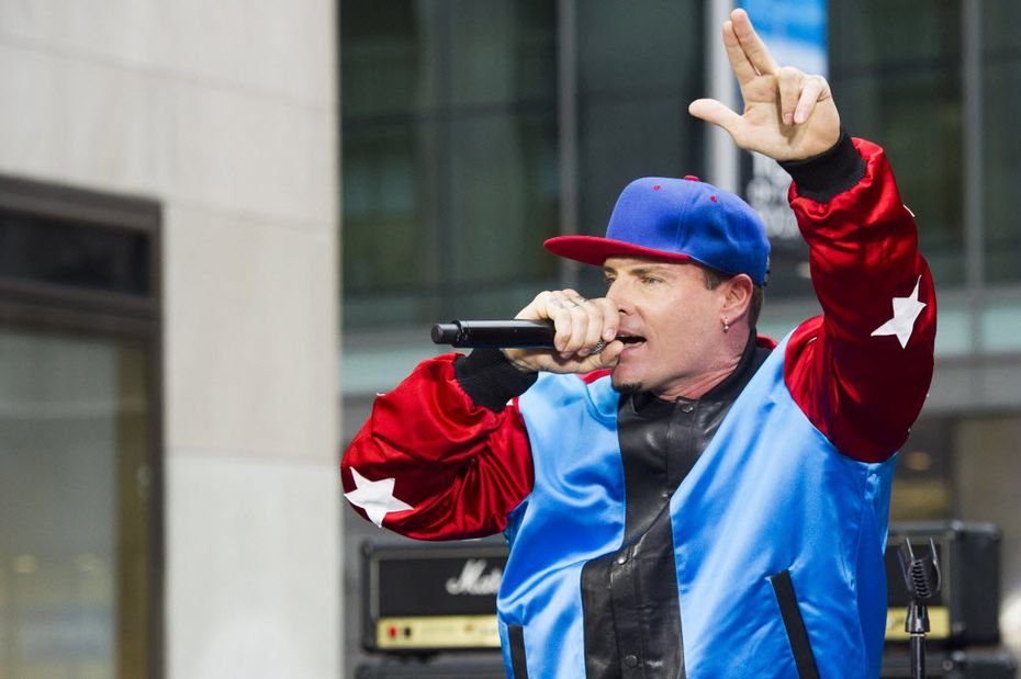 Make this party extra meta if you dress as Vanilla Ice at the Vanilla Ice concert.