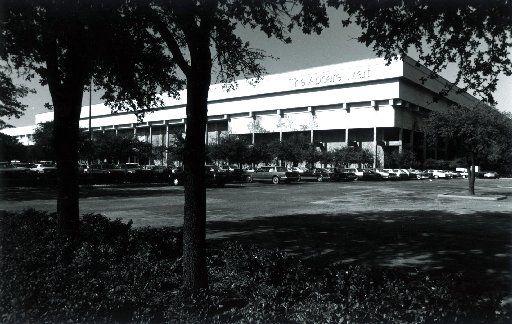 Dallas Apparel Mart circa 1990