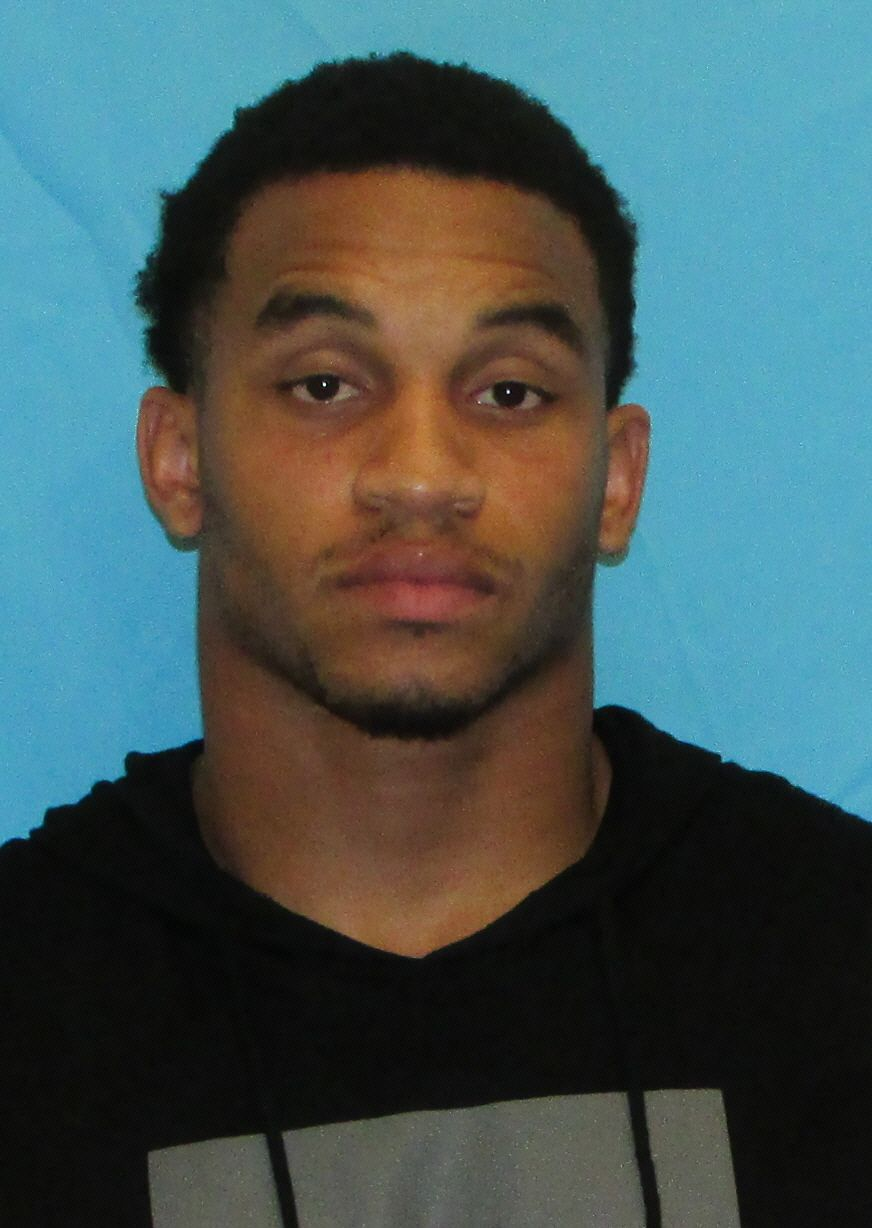 Damien Wilson was booked into the Frisco jail Tuesday night.