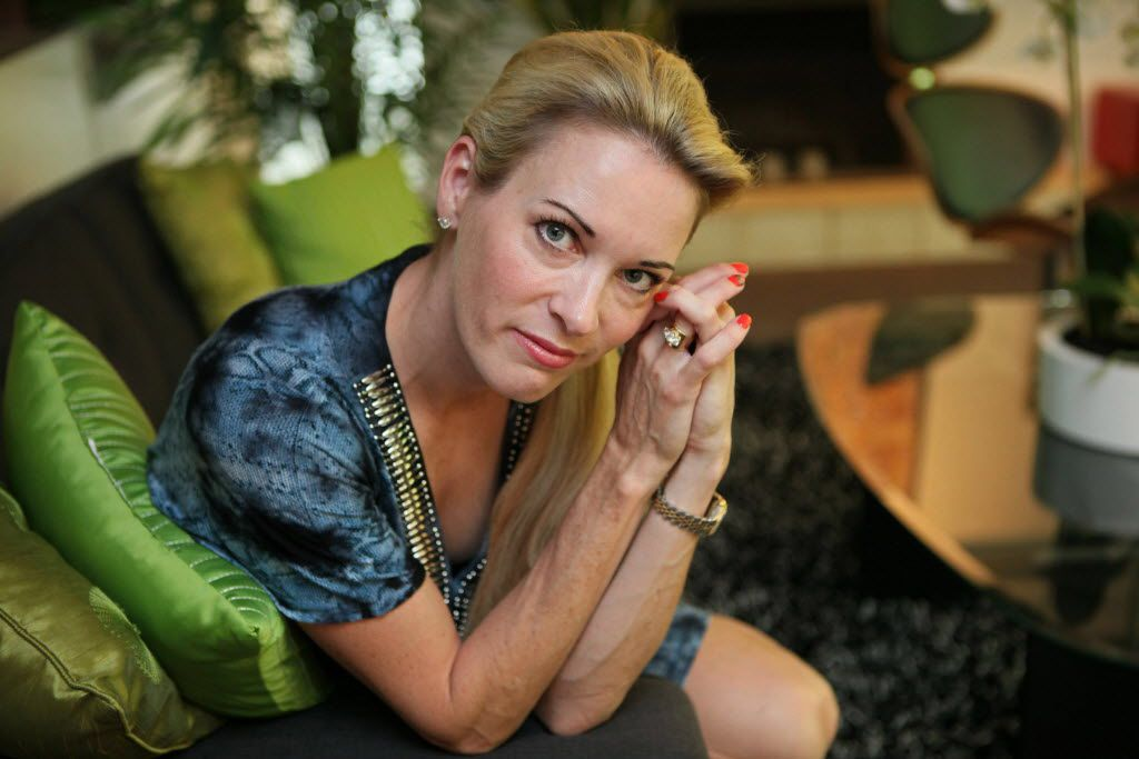 Suzy Favor Hamilton, a former Olympian and now a mental health advocate, says her bipolar disorder led to a secret life as an escort in Las Vegas. (Michael Sears/Milwaukee Journal Sentinel)