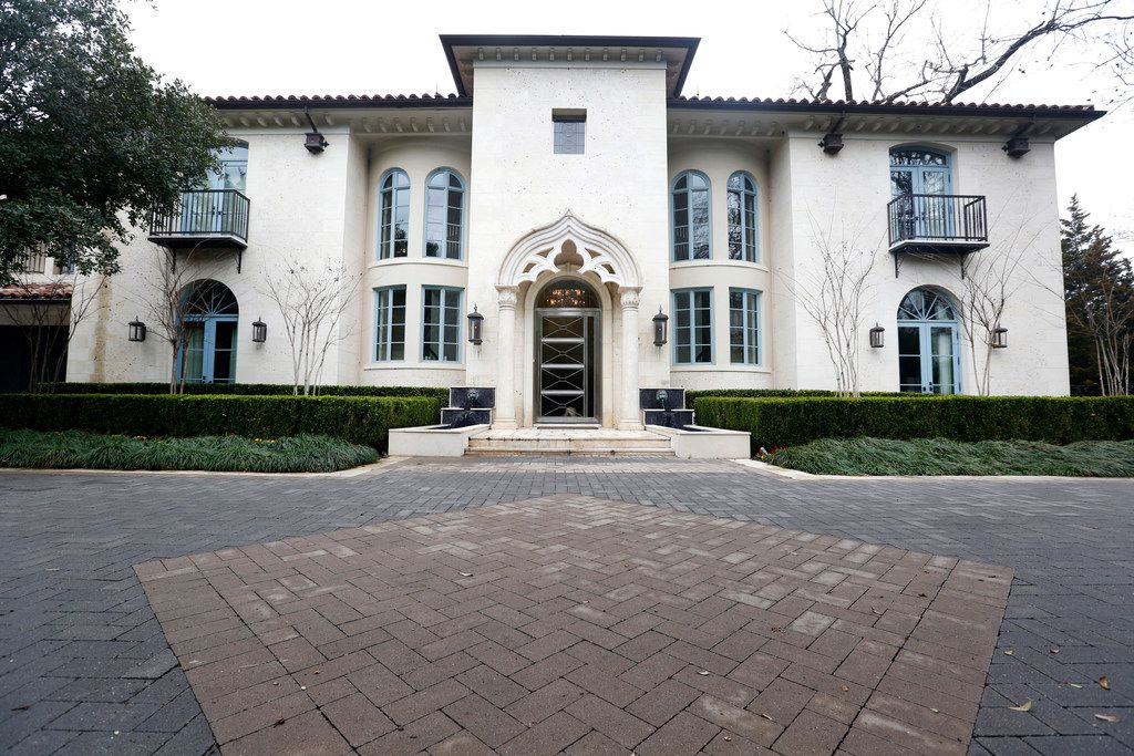 Travis and Stephanie Hollman own this home at 3816 Turtle Creek Blvd., in Dallas.