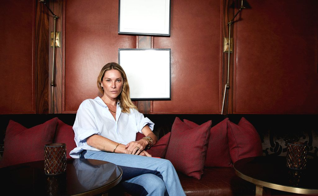 Basketball star-turned-supermodel Erin Wasson holds court on selfies, #MeToo and life in the limelight