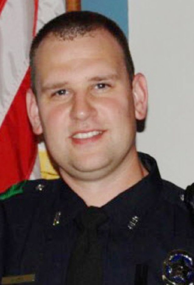 Dallas police senior corporal Michael Krol
