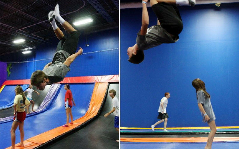 Jumpstreet, es una de las opciones para saltar en el Metroplex. /Ben Torres/Especial para Guide