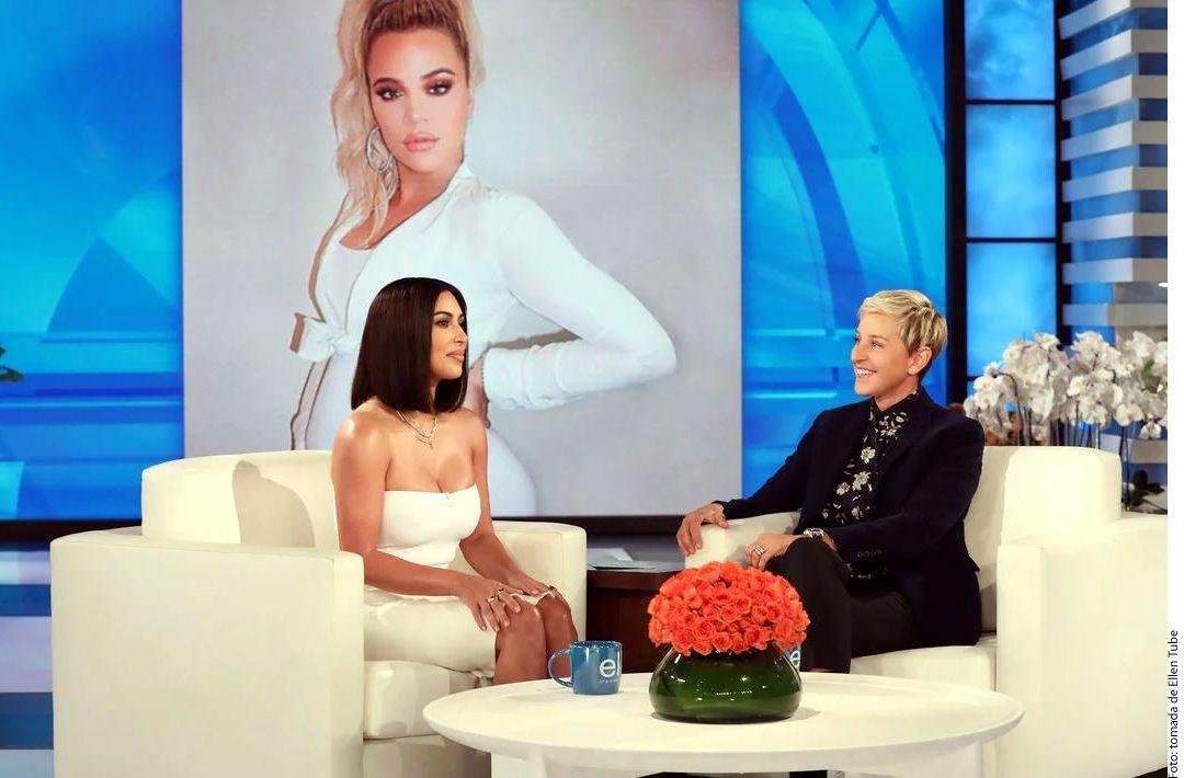 Kim Kardashian dijo que la situación de su hermana Khloé, quien se enteró de que su marido le fue infiel poco antes de dar a luz, es triste./ AGENCIA REFORMA