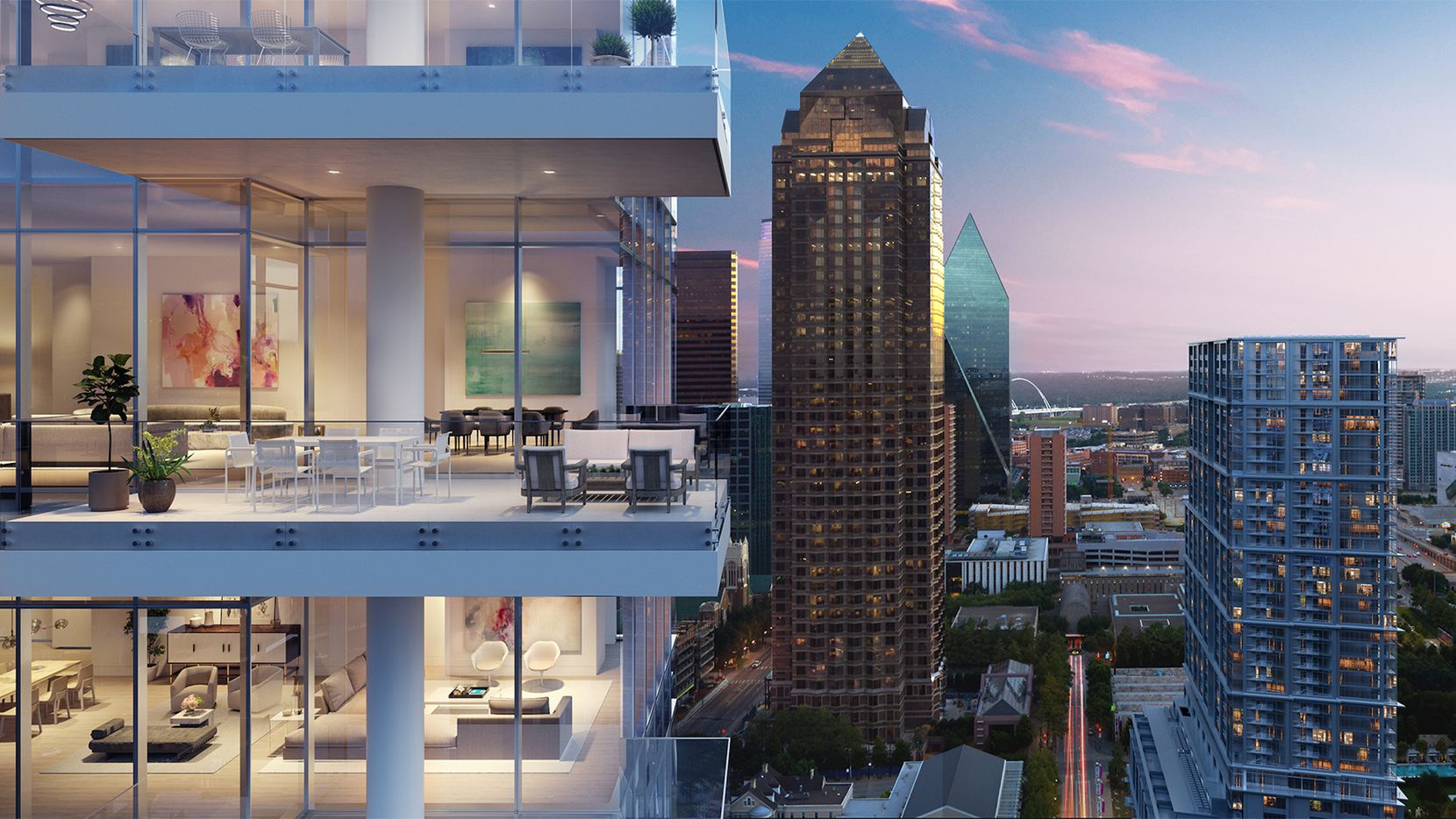 The Hall Arts Residences building opens in early 2020.