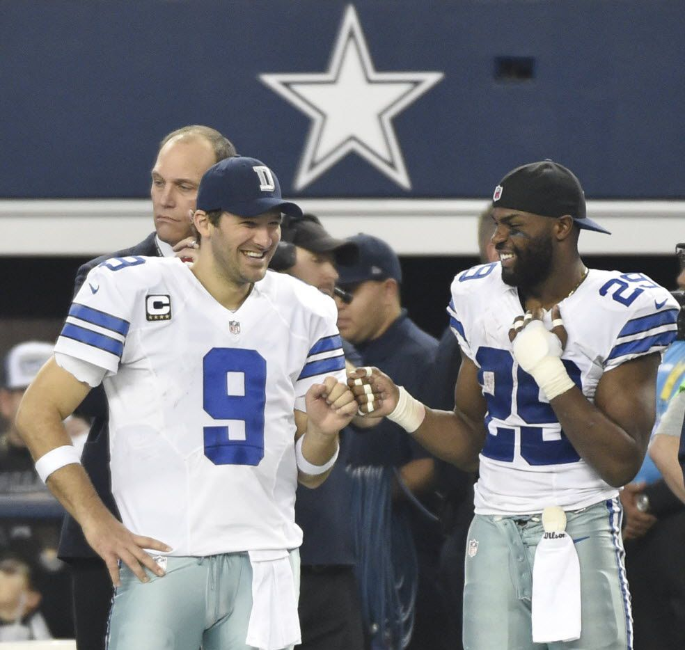 check out 11cea 326b0 Former Cowboys RB DeMarco Murray thinks Tony Romo 'still has ...