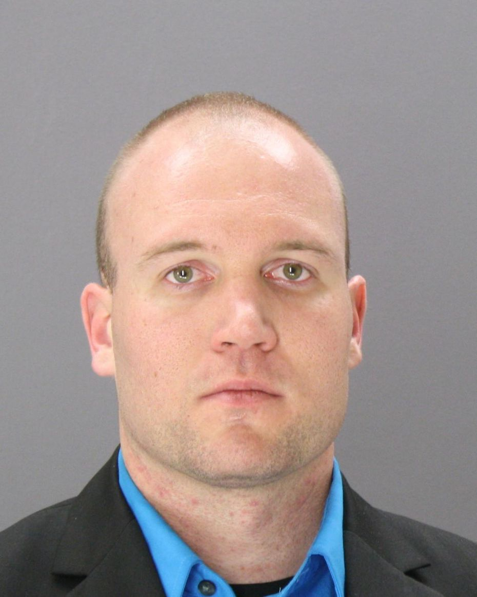 Bryan Burgess has also been indicted on a manslaughter charge. (Dallas County Jail)