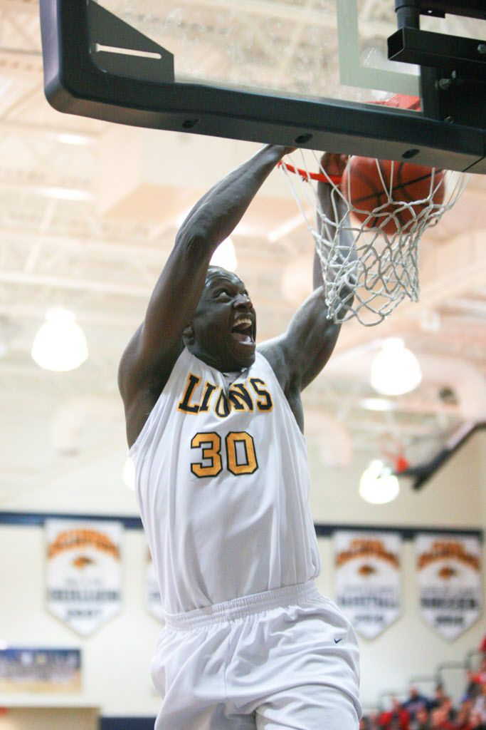 Prestonwood's Julius Randle is ranked No. 3 in ESPN's high school rankings for the Class of 2013.