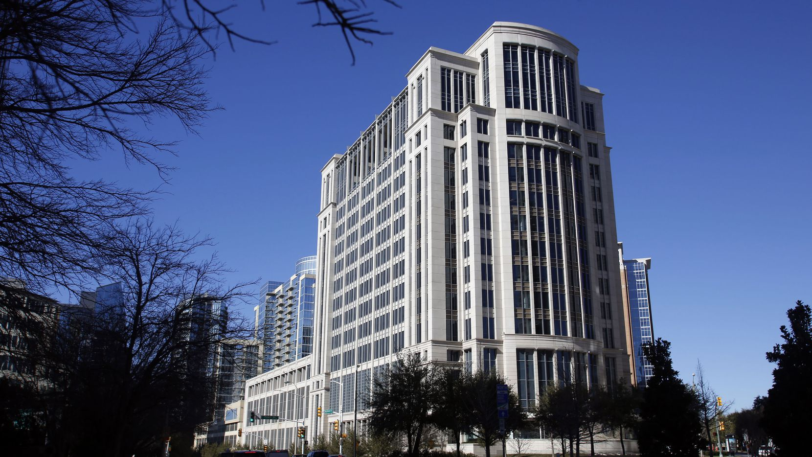 CyrusOne is moving to the Rosewood Court building in Uptown.