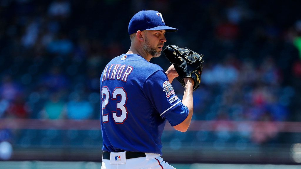 As MLB's trade deadline nears, the Rangers' schedule offers