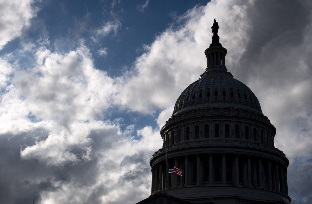 A government shutdown would see hundreds of thousands of federal employees furloughed and many more working without pay.