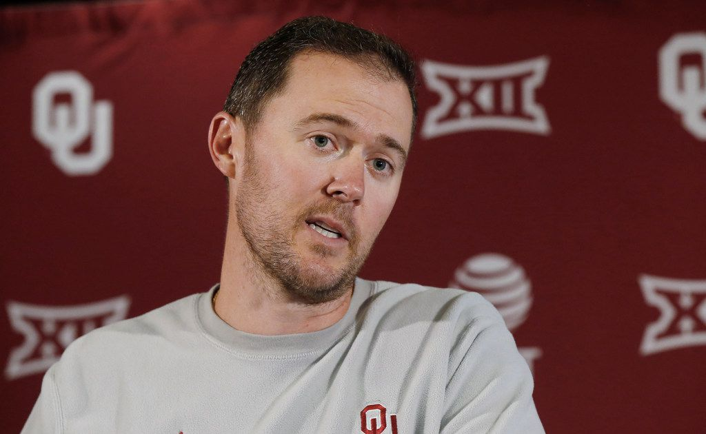 5 takeaways from Lincoln Riley's Week 1 press conference: All eyes are on D'Eriq King