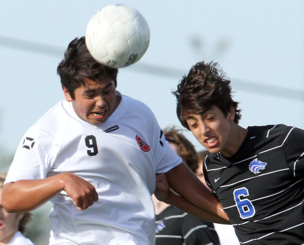 Coppell vs. Plano West  in April of 2015.. (Steve Hamm/Special Contributor)